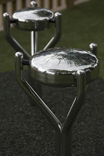 babel drum outdoor instrument