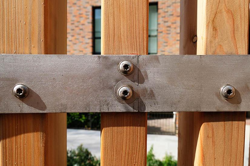 custom playground detail