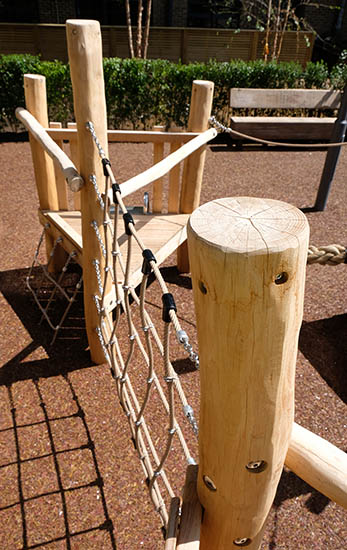 tough nets for playgrounds
