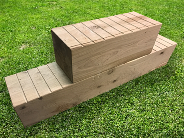 step up steps for the outdoors