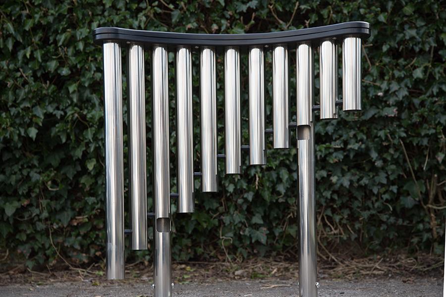 handpipe playground instrument