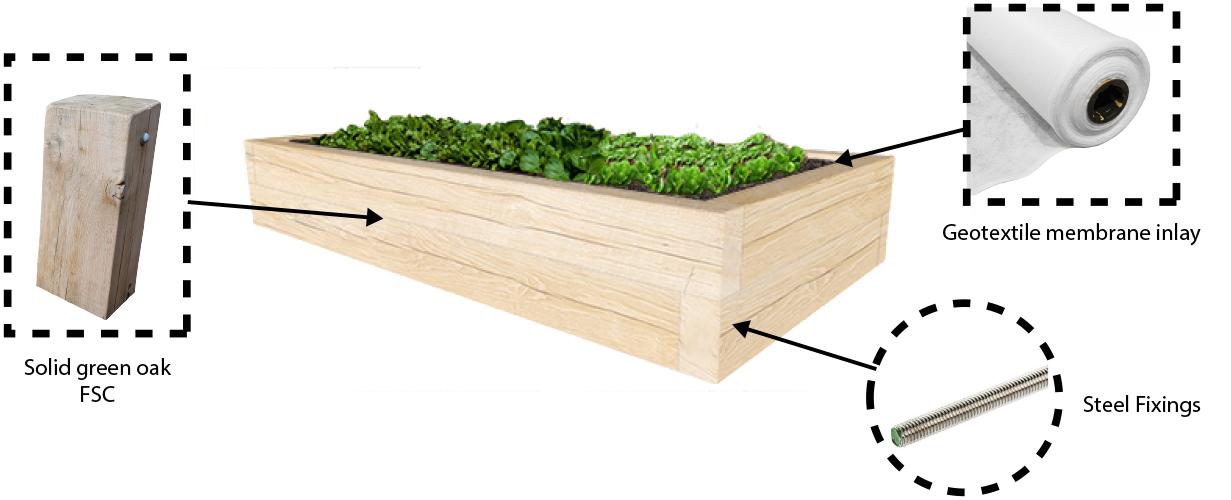 High Planter