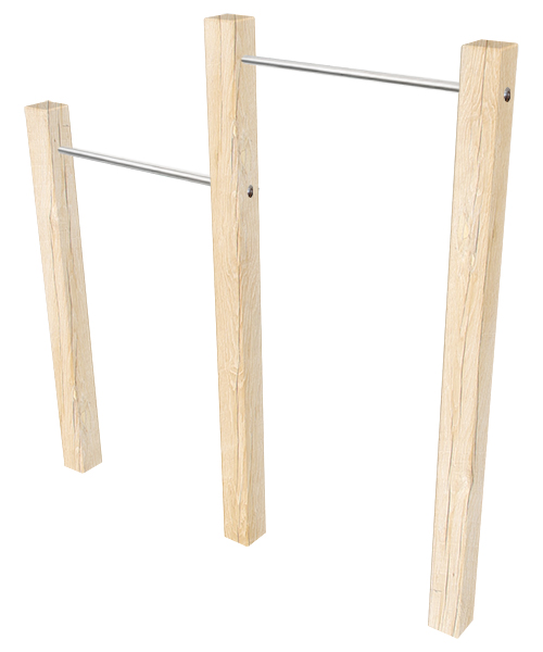 outdoor pull up bars