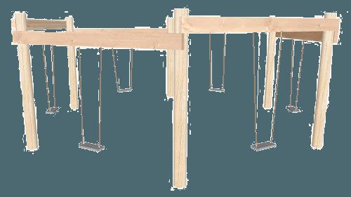 Six Sided Swing