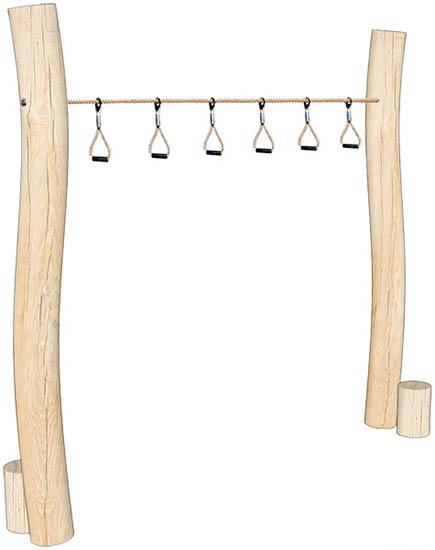 trapeze ropes