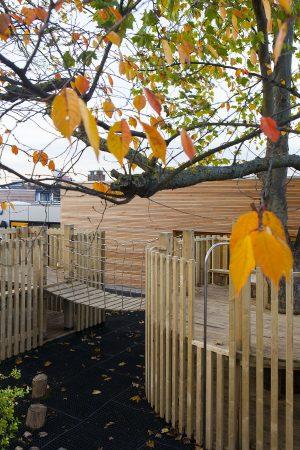 Brandlehow bespoke playground
