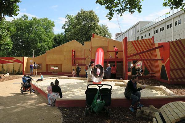 bespoke playground project