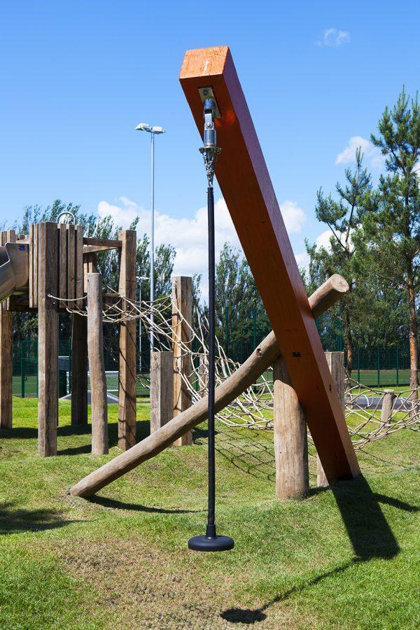 Drapers Field outdoor playground equipment