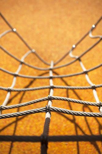 bespoke playground net