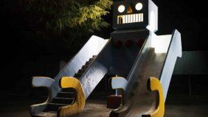 Japanese playgrounds