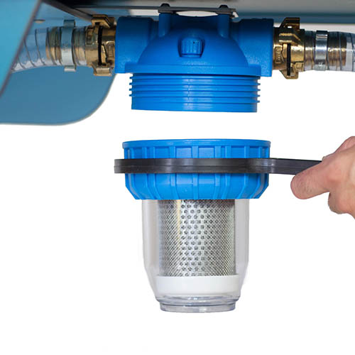 water play filter