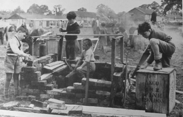 history of playground equipment 2