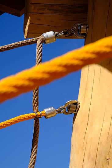 custom play ropes
