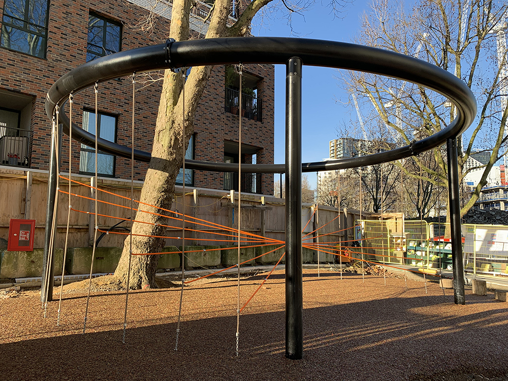 playgrounds working with nature